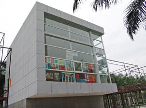 被复制的何香凝美术馆