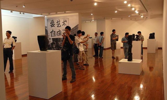 展览现场1
