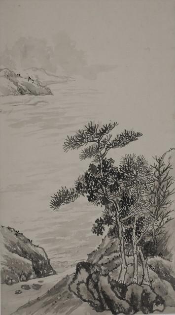 山水画稿-033