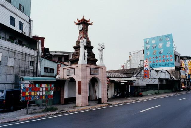 台湾的公共艺术——桥与地标