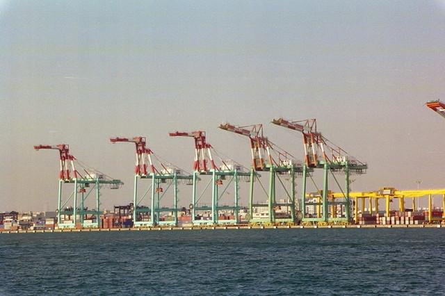 货柜与港湾系列