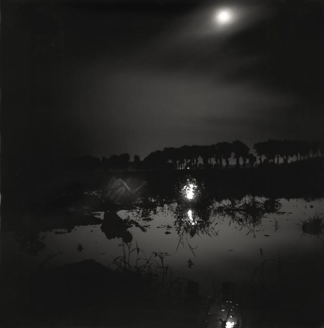 月亮和镜子之一