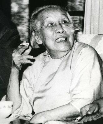何香凝艺术精品陈列(特别展)