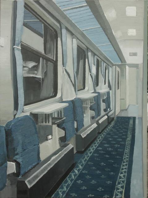 夜未央系列之车厢一