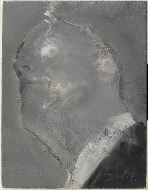 托马斯肖像——白眼