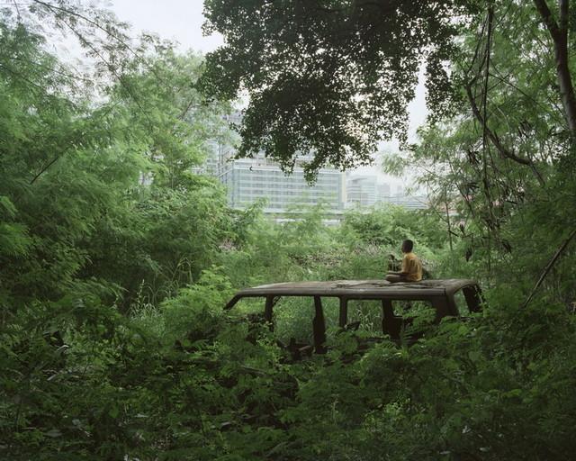 迷失天堂——来自大城府省的威拉帕·斯瑞威迟恩,于曼谷罗摩9号