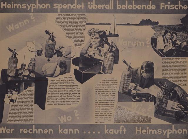 海姆斯芬(Heimsyphon)公司的宣传册