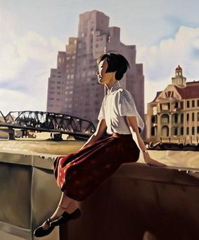 记忆·光荣·梦想——景柯文作品(1990-2007)