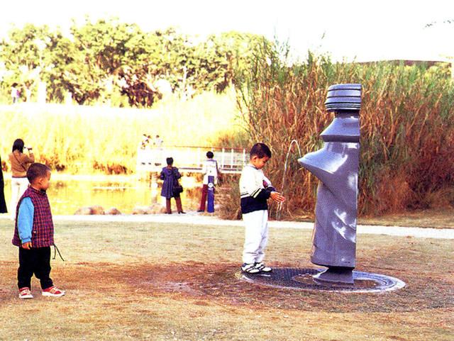 哈迪组合-喷泉