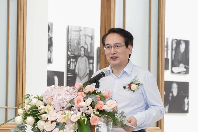 中央统战部副部长谭天星致辞
