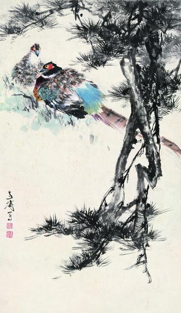 王雪涛 同栖秋荫.1